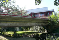 Footbridge of Comedores